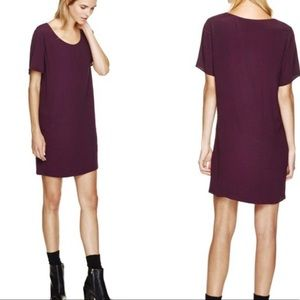 Purple Wilfred Free Lorelei T-Shirt Dress